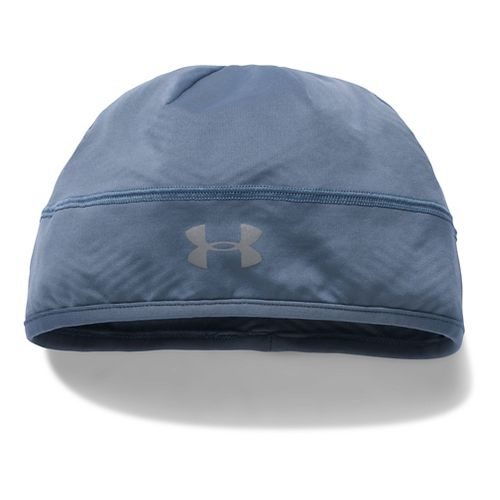 Womens Under Armour No Breaks CGI Beanie Headwear - Aurora Purple