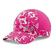 Womens Under Armour PIP Fly Fast Cap Headwear