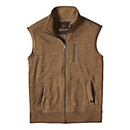 Mens prAna Performance Fleece Vests