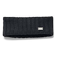 Womens Under Armour Around Town Band Headwear - Black