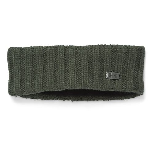 Womens Under Armour Around Town Band Headwear - Downtown Green