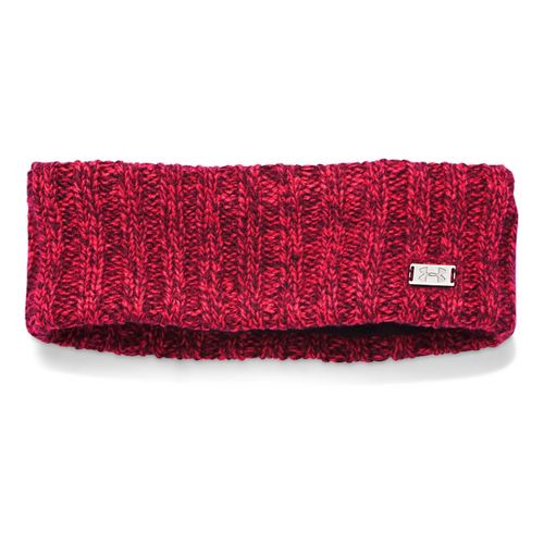 Womens Under Armour Around Town Band Headwear - Knock Out/Maroon