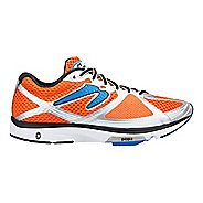 Mens Newton Running Kismet III Running Shoe - Orange/Blue 9.5