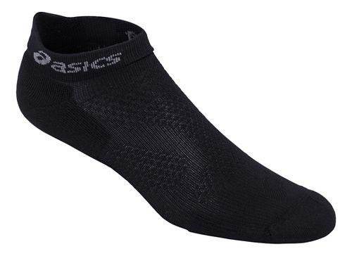 ASICS fuzeX Cushion Single Tab 3 Pack Socks - Black M