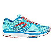 Womens Newton Running Kismet III Running Shoe - Blue/Ruby 7