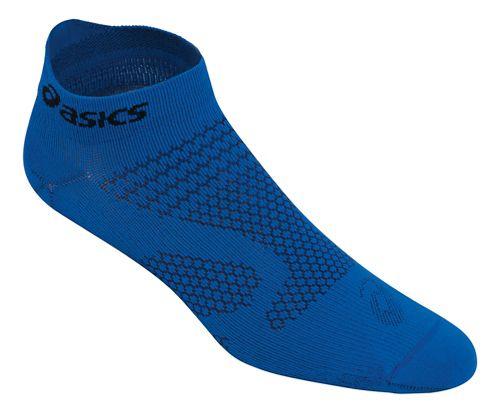 ASICS fuzeX Single Tab 3 Pack Socks - Airforce Blue S