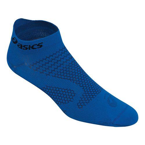 ASICS fuzeX Single Tab 3 Pack Socks - Airforce Blue XL