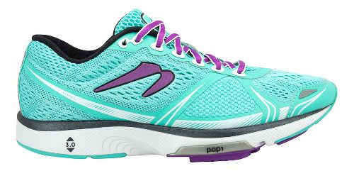 Womens Newton Running Motion VI Running Shoe - Turquoise 10