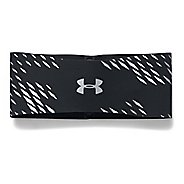 Womens Under Armour No Breaks Reflective Band Headwear