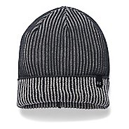 Womens Under Armour Reflective Knit Beanie Headwear