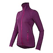 Womens Pearl Izumi Escape Thermal FZ Long Sleeve Technical Tops