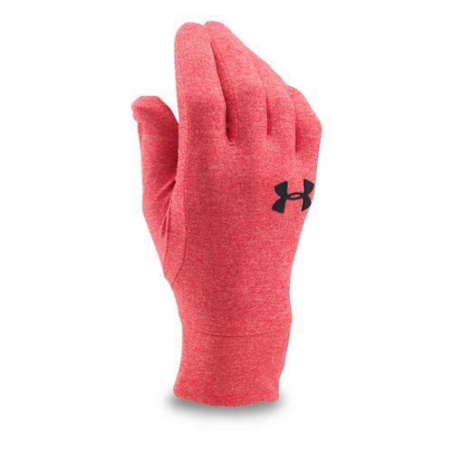Under Armour Liner Glove Handwear - Red XL