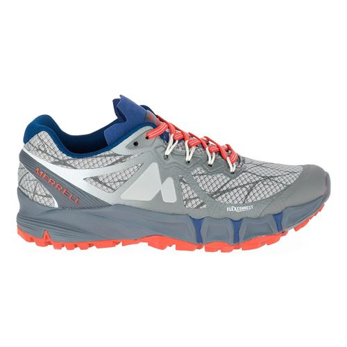 Womens Merrell Agility Peak Flex Trail Running Shoe - Paloma 6.5