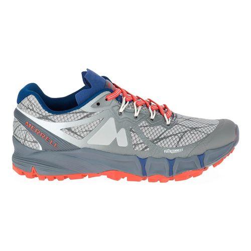 Womens Merrell Agility Peak Flex Trail Running Shoe - Paloma 7