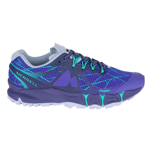 Womens Merrell Agility Peak Flex Trail Running Shoe - Liberty 5