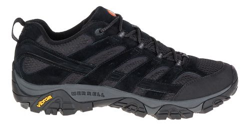 Mens Merrell Moab 2 Ventilator Hiking Shoe - Black Night 14