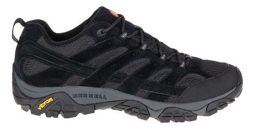 Mens Merrell Moab 2 Ventilator Hiking Shoe - Black Night 8.5