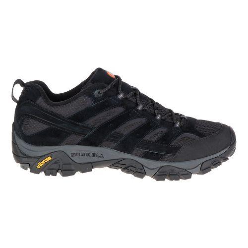Mens Merrell Moab 2 Vent Hiking Shoe - Black Night 8