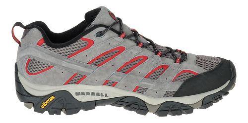 Mens Merrell Moab 2 Ventilator Hiking Shoe - Charcoal Grey 7