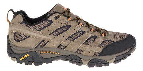 Mens Merrell Moab 2 Ventilator Hiking Shoe - Walnut 10