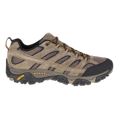 Mens Merrell Moab 2 Vent Hiking Shoe - Walnut 10