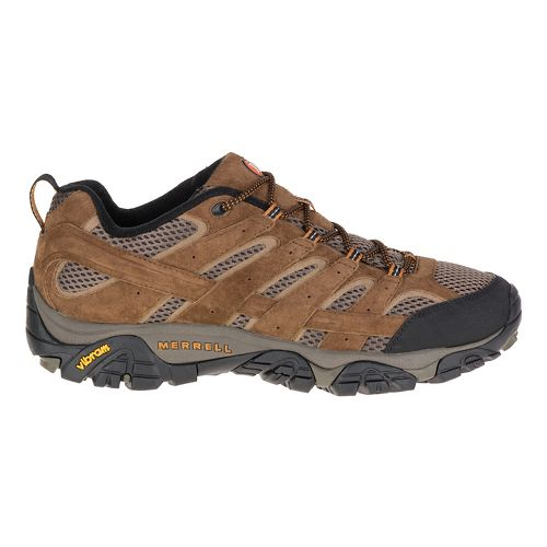 Mens Merrell Moab 2 Ventilator Hiking Shoe - Earth 9