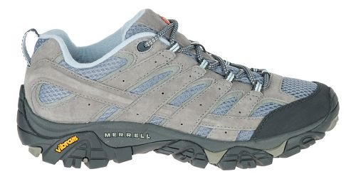Womens Merrell Moab 2 Ventilator Hiking Shoe - Smoke 8.5