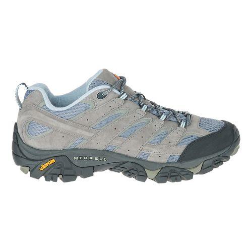 Womens Merrell Moab 2 Vent Hiking Shoe - Smoke 10