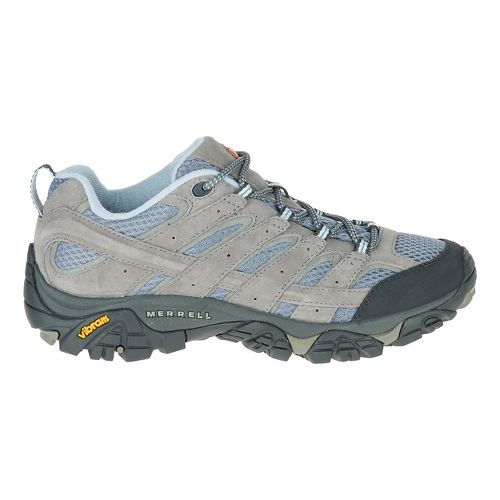Womens Merrell Moab 2 Vent Hiking Shoe - Smoke 9.5