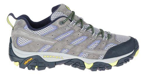 Womens Merrell Moab 2 Ventilator Hiking Shoe - Castlerock 10