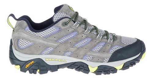 Womens Merrell Moab 2 Ventilator Hiking Shoe - Castlerock 5.5
