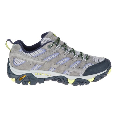 Womens Merrell Moab 2 Ventilator Hiking Shoe - Castlerock 7.5