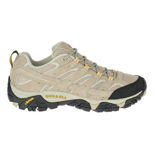 Womens Merrell Moab 2 Vent Hiking Shoe - Taupe 10.5