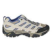 Womens Merrell Moab 2 Ventilator Hiking Shoe - Aluminum/Marlin 10