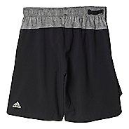 Mens Adidas Aeroknit Woven Unlined Shorts
