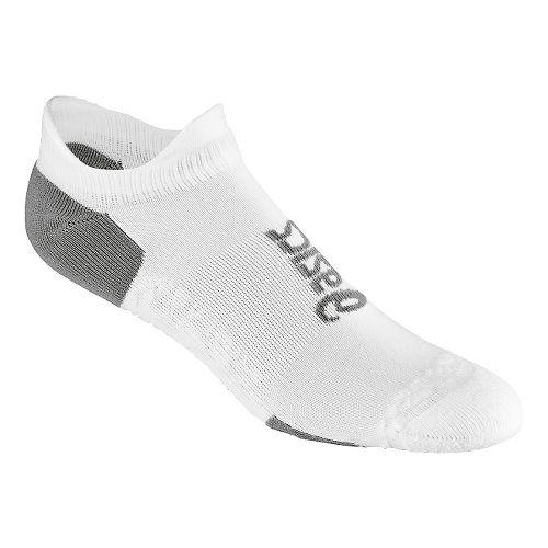 ASICS Nimbus Classic Low Cut 3 Pack Socks - White/Frost XL