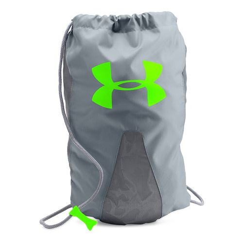 Under Armour Stretch Sackpack Bags - Steel/Graphite