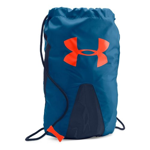 Under Armour Stretch Sackpack Bags - Heron/Midnight Navy