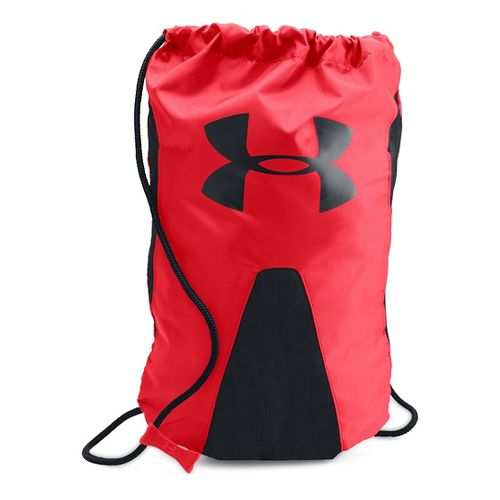 Under Armour Stretch Sackpack Bags - Red/Black