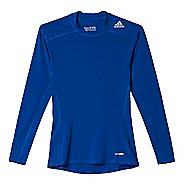 Mens Adidas Techfit Base Layer Long Sleeve Technical Tops