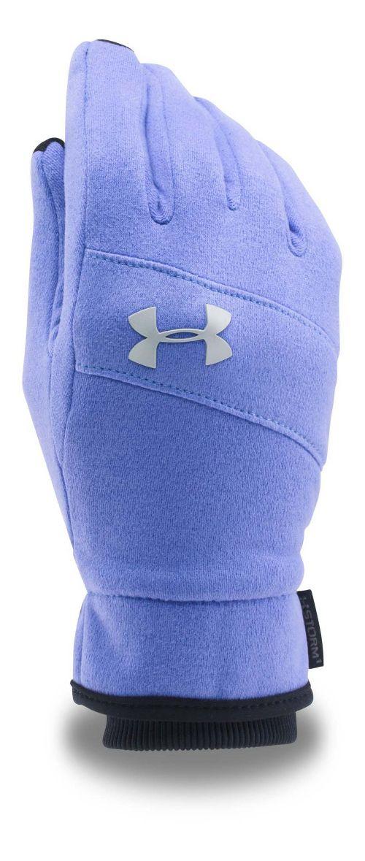 Under Armour Kids Elements Glove Handwear - Violet Storm L