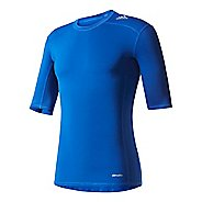 Mens Adidas Techfit SS Base Layer Short Sleeve Technical Tops