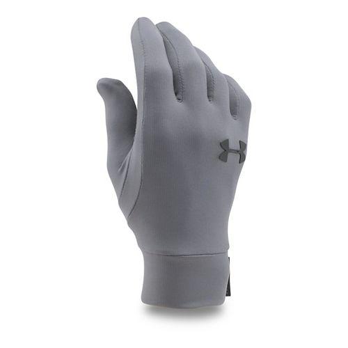 Under Armour Kids Armour Liner Handwear - Graphite/Black M