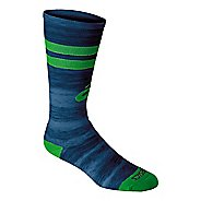 ASICS Old School Blur Knee High 3 Pack Socks