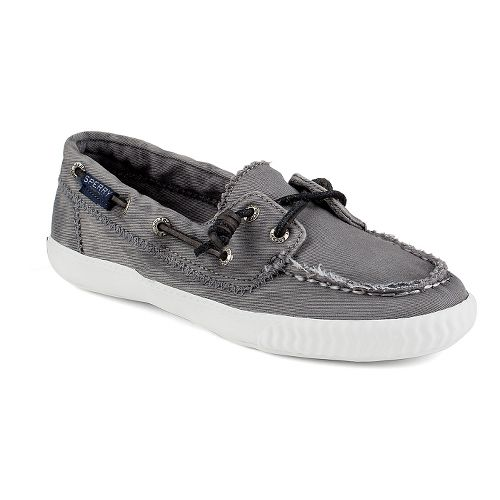 Womens Sperry Sayel Away Washed Casual Shoe - Grey 10