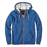 Lifestyle Full Zip Sherpa Hood Half-Zips & Hoodies Non-Technical Tops