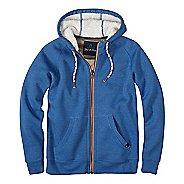 Lifestyle Full Zip Sherpa Hood Half-Zips & Hoodies Non-Technical Tops