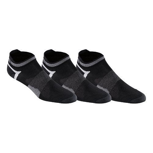ASICS Quick Lyte Single Tab 9 Pack Socks - Black M