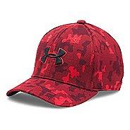 Under Armour Boys Printed Blitzing Cap Headwear