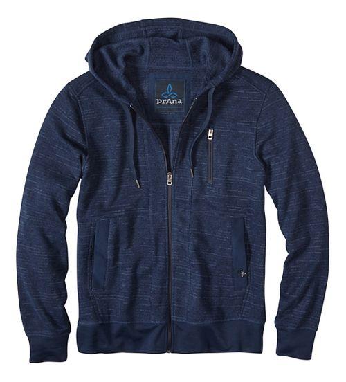 Performance Fleece Half-Zips & Hoodies Non-Technical Tops - Blue S